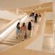 DAIDALOS® Handlaufssystem im beruflichen Schulzentrum an der Nordheide in München - LED Handlauf für mehr Ambiance, mehr Helligkeit und mehr Energieeffizienz