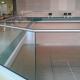 DAIDALOS® - Ganzglasbrüstung - Sturzsicheres System Ganzglasgeländer in einer gemeinschaftlichen Sporteinrichtung