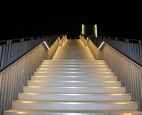 Campusbrücke Heilbronn
