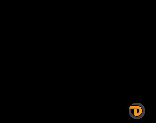 DAIDALOS® - Edelstahl-Handlauf Paula, Nutrohr ø48,3x1,5mm, Glasleistenrohr