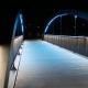 LED Handlauf DAIDALOS® Brücke Herrensteg Crailsheim